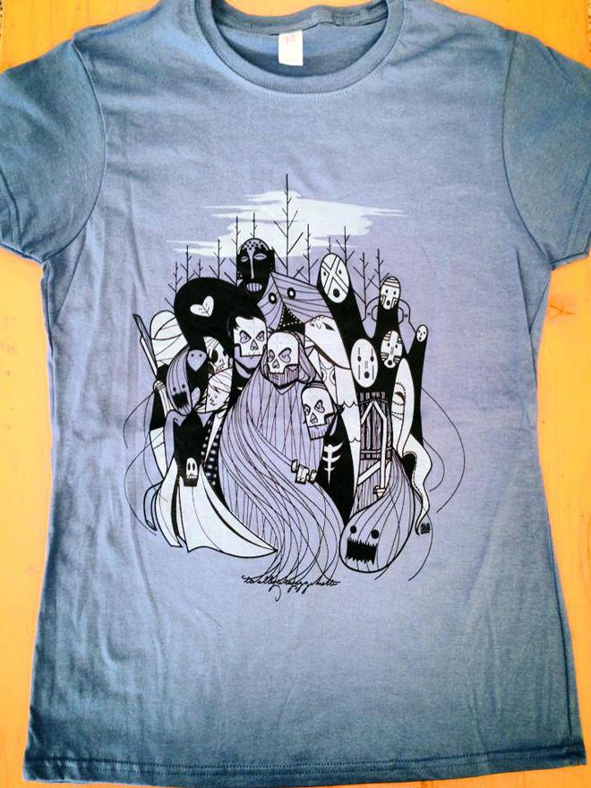 Nuova maglietta